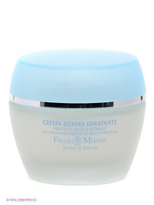Увлажняющий крем для лица Frais Monde. Цвет: серый, голубой