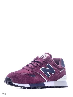 Кроссовки New Balance 446. Цвет: фиолетовый