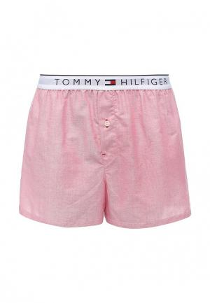 Трусы Tommy Hilfiger. Цвет: розовый
