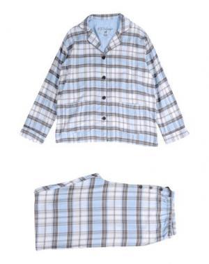 Пижама P.J. SALVAGE. Цвет: небесно-голубой
