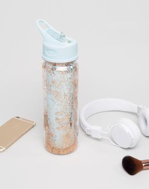 BAN DO Бутылка для воды в крапинку Ban.Do. Цвет: мульти