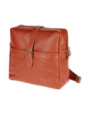 Рюкзаки и сумки на пояс CORSIA. Цвет: желто-коричневый