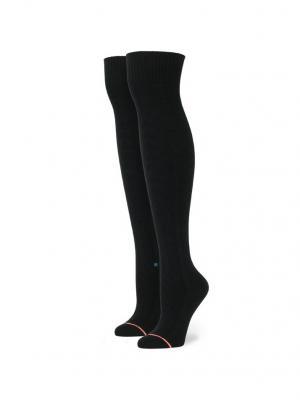 Носки ж POM (FW17) Stance. Цвет: черный