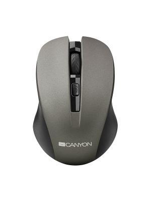 Беспроводная мышь CANYON. Цвет: черный