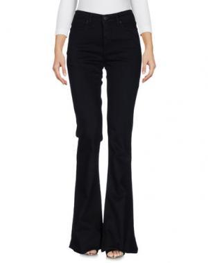 Джинсовые брюки OFF-WHITE™. Цвет: черный