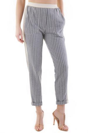 Pants Cristina Gavioli. Цвет: gray