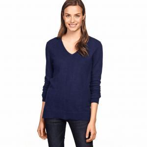Пуловер ELLOS. Цвет: серый меланж