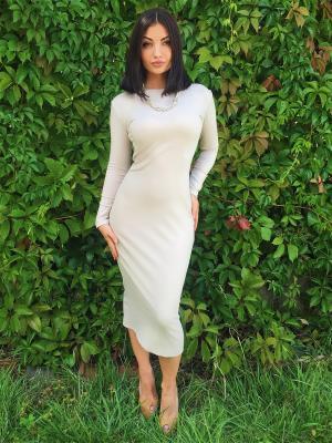 Силуэтное платье Firma