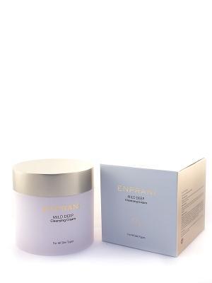 Очищающий крем для снятия макияжа, 250 мл Enprani. Цвет: белый