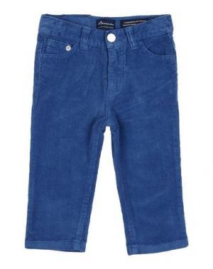 Повседневные брюки BARNUM. Цвет: пастельно-синий