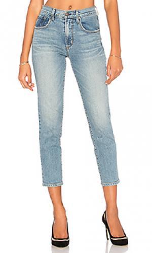 Прямые джинсы donna James Jeans. Цвет: none