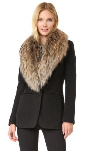 Пиджак Ludlow SAM.. Цвет: черный/натуральный