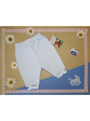 Ползунки-штанишки Рыжий Лис. Цвет: голубой