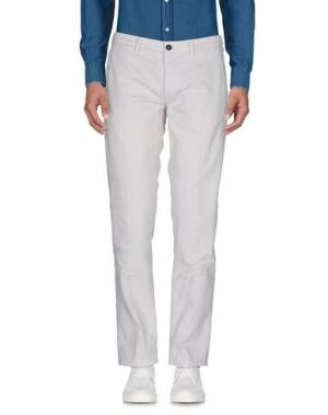 Повседневные брюки RE.BELL. Цвет: слоновая кость