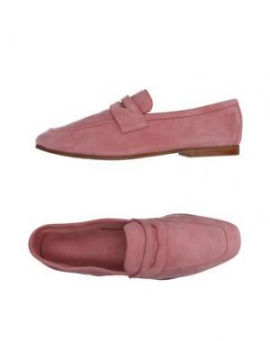 Мокасины WEXFORD. Цвет: розовый