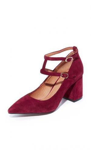 Туфли-лодочки Skye Matiko. Цвет: серый