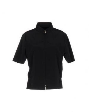 Куртка ALLEGRI. Цвет: черный