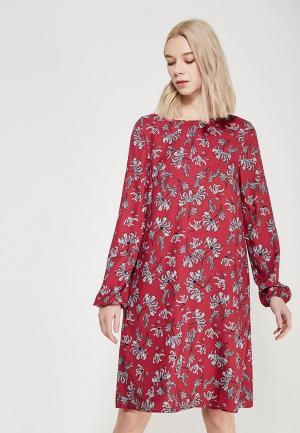Платье Ksenia Knyazeva. Цвет: бордовый