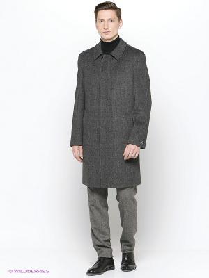 Пальто DOUGLAS. Цвет: серый