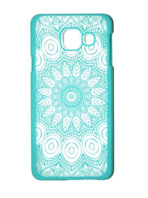 Чехол для Samsung A3 16 Lola. Цвет: бирюзовый