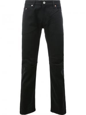 Зауженные брюки Junya Watanabe Comme Des Garçons Man. Цвет: чёрный