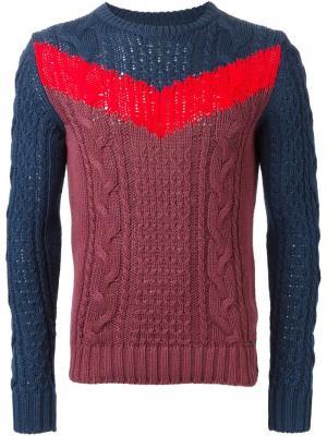 Разноцветный Пуловер С Доставкой