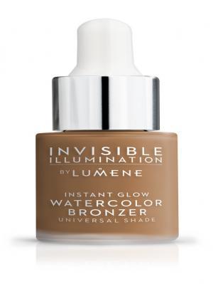 Lumene Бронзер-флюид ухаживающий Invisible Illumination, 15 мл. Цвет: белый