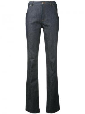 Расклешенные джинсы Alabama Vanessa Seward. Цвет: синий