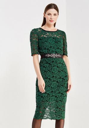 Платье Imperial. Цвет: зеленый