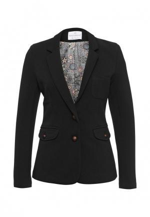 Пиджак Rinascimento. Цвет: черный