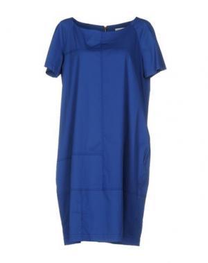 Короткое платье GOSSIP. Цвет: пастельно-синий