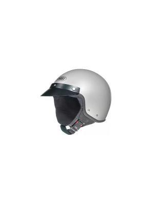 Шлем S-20 SHOEI. Цвет: серебристый