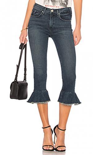 Укороченные джинсы bohemia MCGUIRE. Цвет: none