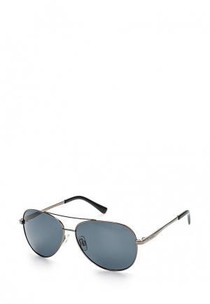 Очки солнцезащитные Invu. Цвет: серый