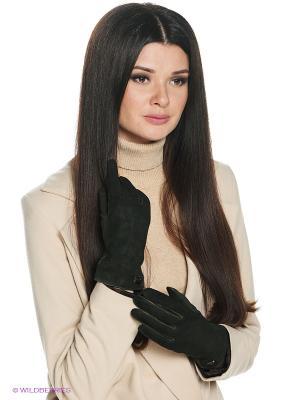 Перчатки Eleganzza. Цвет: оливковый