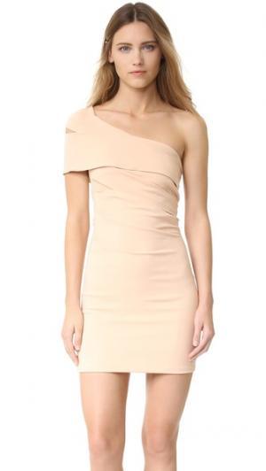 Мини-платье Blair DSQUARED2. Цвет: оранжевый
