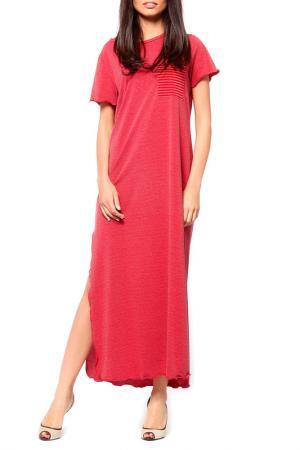 Платье Kata Binska. Цвет: винный