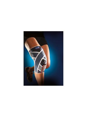 Лента для коленного сустава Thuasne. Цвет: синий