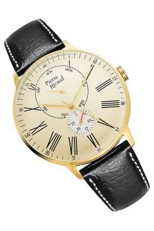 Наручные часы PIERRE RICAUD. Цвет: желтый, черный
