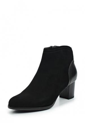Ботильоны Just Couture. Цвет: черный