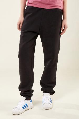 Трикотажные штаны Lava. Цвет: черный