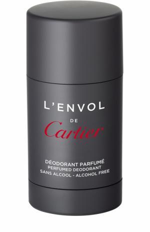 Дезодорант-стик LEnvol Cartier. Цвет: бесцветный