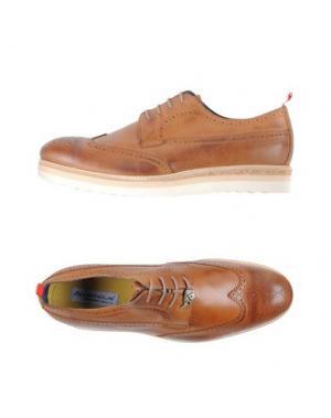 Обувь на шнурках AMBITIOUS. Цвет: коричневый
