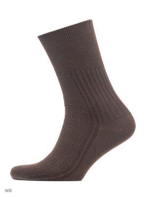 Носки, 3 пары Redestrella. Цвет: оливковый, коричневый, серо-зеленый