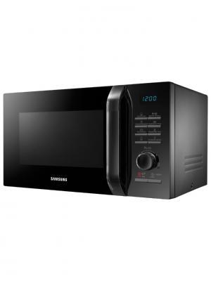 Микроволновая печь Samsung MS23H3115QK. Цвет: черный