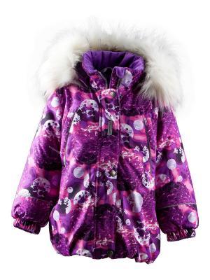 Куртка Kerry. Цвет: фиолетовый, розовый