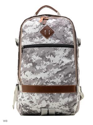 Рюкзак ISTOMA. Цвет: серый