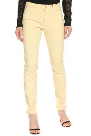 Джинсы Trussardi Jeans. Цвет: желтый