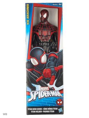 Титаны: Паутинные бойцы Spider-Man. Цвет: черный, красный