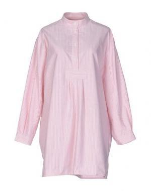 Ночная рубашка THE SLEEP SHIRT. Цвет: красный